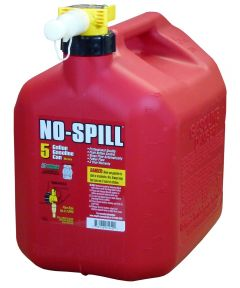 5 Gallon Red Poly Gas Can
