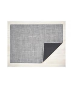 Chilewich Basketweave Floor Mat, Shadow