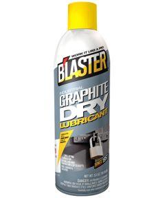 B'laster Graphite Dry Lubricant, 5.5 oz.