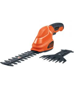 Black & Decker Lithium 2 in 1 Cordless Garden Shear / Shrubber Combo