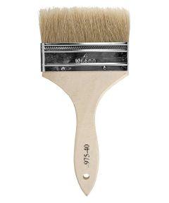 RollerLite 4 in. 100% Natural Bristle Chip Brush