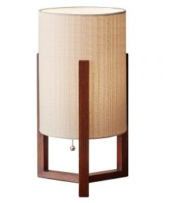 Adesso Quinn 17 in. Table Lantern