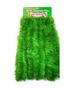 30 ft. Artificial Green Pine Christmas Garland