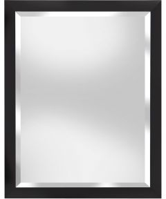 Angels Pathway Framed Wall Mirror, 28 in. (L) x 22 in. (W), Rectangle, Espresso