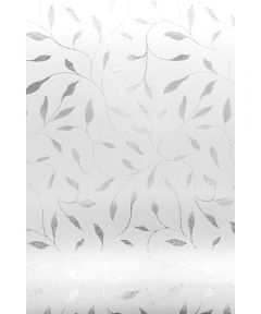 Etched Leaf Decorative Window Film, 24 in. (W) x 36 in. (L)