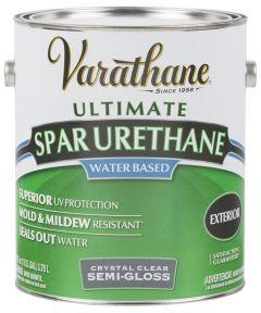 Varathane Crystal Clear Spar Urethane, 1 Gallon, Semi-Gloss