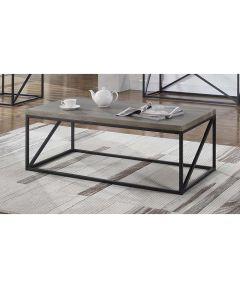 Rectangular Coffee Table, Sonoma Gray