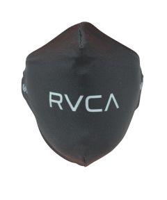 RVCA Reusable Fabric Face Mask, Black