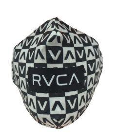 RVCA Reusable Fabric Face Mask, Checker