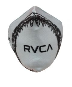 RVCA Reusable Fabric Face Mask, Jaw