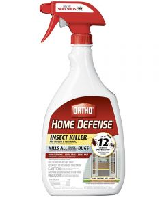 Ortho Home Defense Insect Killer For Indoor & Perimeter 2, 24 oz. Ready-To-Use