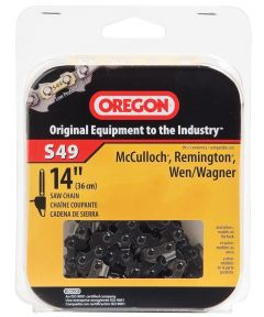 14 in. Semi Chisel Cutting Chain, 91VG 49 DR Link