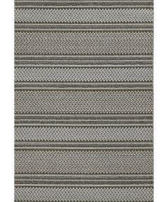 KAS 5 ft. x 5 ft. 9 in. Terrace Grey Horizon Area Rug