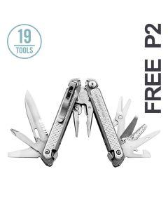 Leatherman Free P2 Multi Tool, Silver