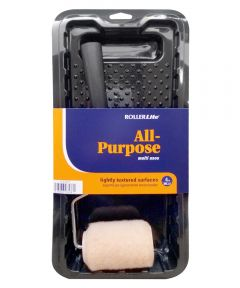 RollerLite 4 in. x 3/8 in. All Purpose Trim Roller Kit