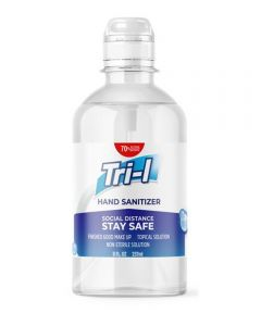 Tri-L 70% Alcohol Gel Hand Sanitizer, 8 oz.