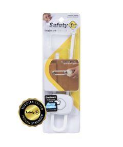 Safety 1st White OutSmart Slide Lock