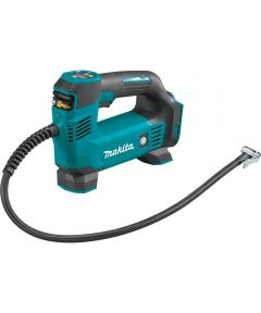 Makita 18V LXT Lithium‑Ion Cordless 120 PSI Inflator with Preset Auto-Stop & LED Light, Tool Only (No Battery or Charger)
