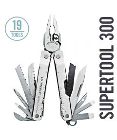 Leatherman Super Tool 300 Multi Tool, Silver