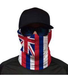 Face Guard Reusable Fabric Face Mask, Hawaii