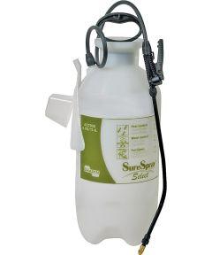 SureSpray Multi-Purpose Compression Sprayer, 3 gal Polyethylene Tank, Polyethylene