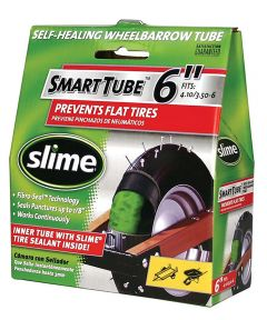 6 in. Flat Free Quick Seal Inner Tube with Slime