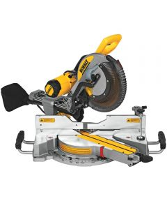 DEWALT Corded 12 in. Double-Bevel Sliding Compound Miter Saw