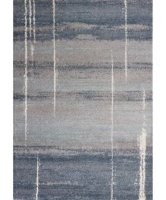 KAS 5 ft. 3 in. x 7 ft. x 7 in. Landscapes Ivory/Blue Ombre Area Rug