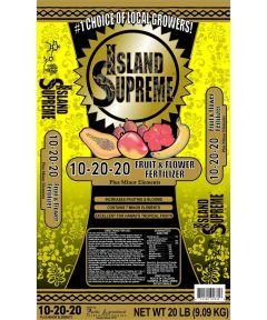 Island Supreme 20 lb. Fruit & Flower Fertilizer, 10-20-20