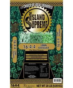 Island Supreme 20 lb. Lawn Fertilizer, 16-4-4
