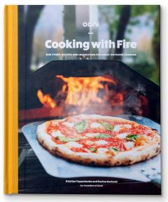 """Ooni """"Cooking with Fire"""" Cookbook"""