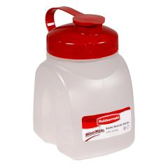 Rubbermaid MixerMate 1 Pint Bottle with Pour Lid