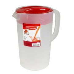 Rubbermaid 1 Gallon Covered Pitcher