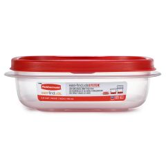 Rubbermaid 3 Cup Food Container with Easy Find Lid