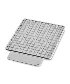 Fold-Up Styling Heat Mat, Gray