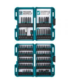 Makita ImpactX 100-Piece Driver Bit Set