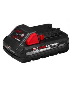Milwaukee M18 REDLITHIUM HIGH OUTPUT Lithium-Ion CP 3.0Ah Battery