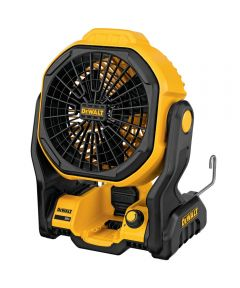 DEWALT 11 in. Corded / Cordless Jobsite Fan, Tool Only (No Battery or Charger)