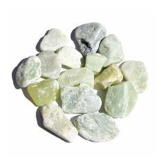 Geobunga 40 lb. Jade Green Chip Rocks