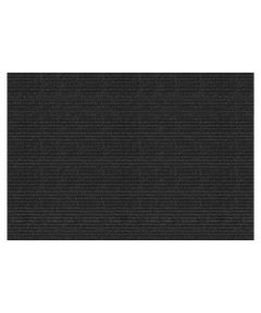 Multy 4 ft. x 6 ft. Concord Mat, Charcoal