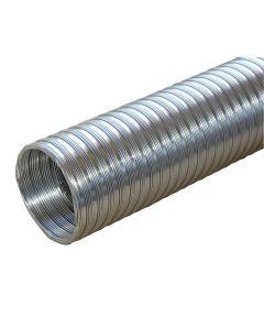 4 in. x 8 ft. Flexible Aluminum Pipe