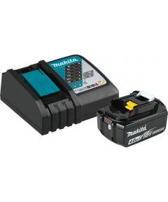 Makita 18V LXT Lithium‑Ion 4.0Ah Battery & Charger Starter Pack