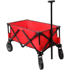 Multi-Function Folding Utility Wagon, Assorted Colors