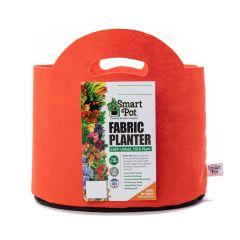 Smart Pot 5 Gallon Fabric Planter (with Handles), Mandarin