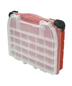 15-54 Adjustable Compartment Double Cover LockJaw Organizer