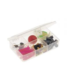 6 Fixed Square Compartment StowAway Pocket Organizer