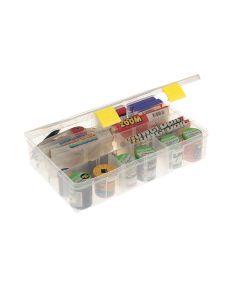 4-15 Adjustable Compartment ProLatch Deep StowAway Utility Box, 3700 Series