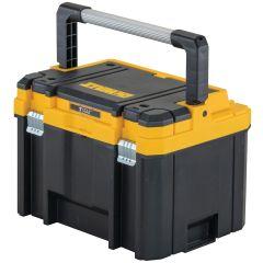 DEWALT TSTAK Deep Tool Box with Long Handle