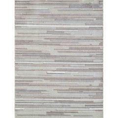 KAS 5 ft. 3 in. x 7 ft. Calla Grey Denni Area Rug