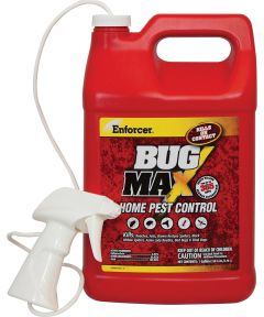 Enforcer BugMax Home Pest Control with Sprayer, 1 Gallon